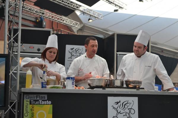 Tri kuvara Deset najboljih festivala hrane