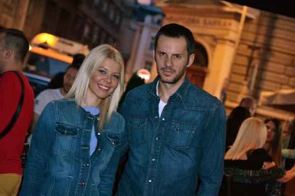 URK 4493 QP Lounge   Poznati na promociji linije majica sa fotografijama Stefana Kokovića