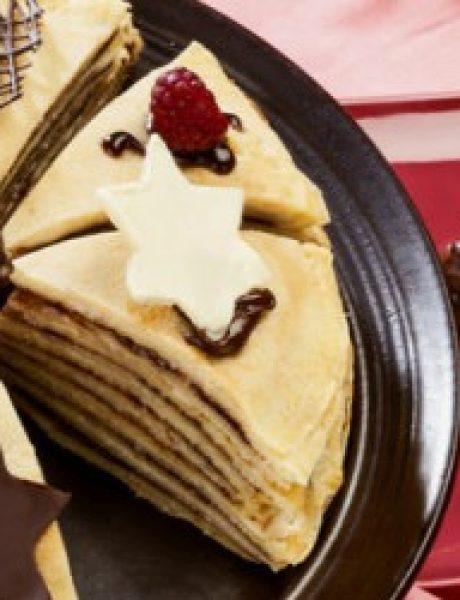 Ukusne poslastice: Torta od palačinki