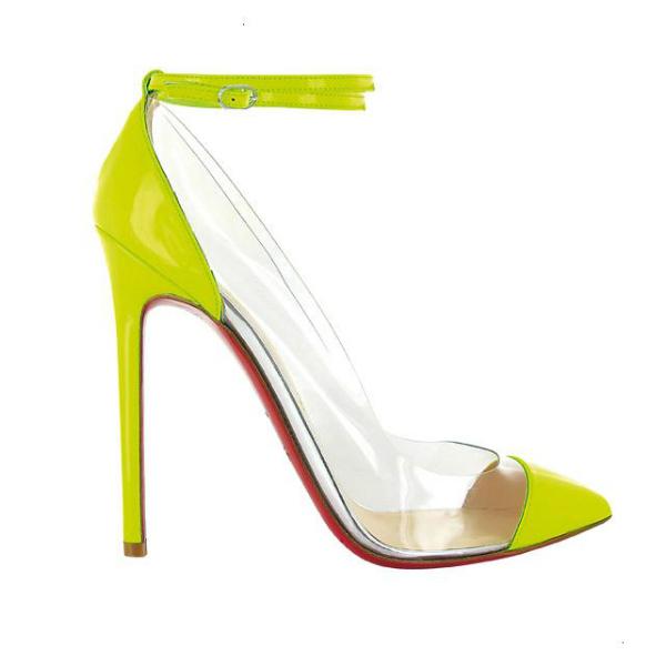 Zute Providne cipele