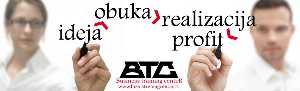 """btc cover """"Akademija budućih preduzetnika"""", naučite veštine uspešnih ljudi"""