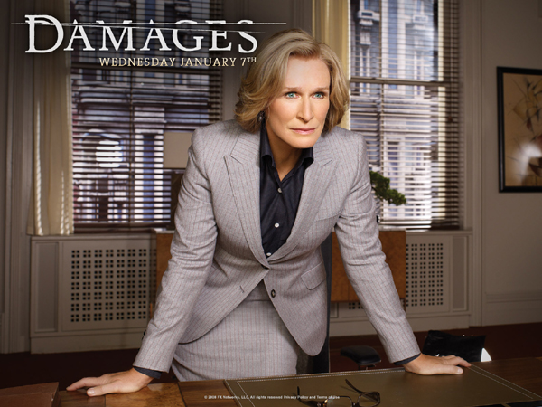 "damages slika 2 Patty Hewes1 Serija četvrtkom: ""Damages"""