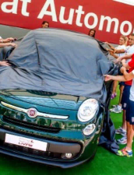 FIAT 500L Living predstavljen u Beogradu na manifestaciji Leto na Galetu