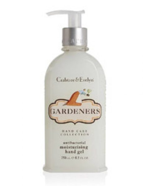Wannabe Shopping predlog: Crabtree & Evelyn Gardeners antibakterijski gel