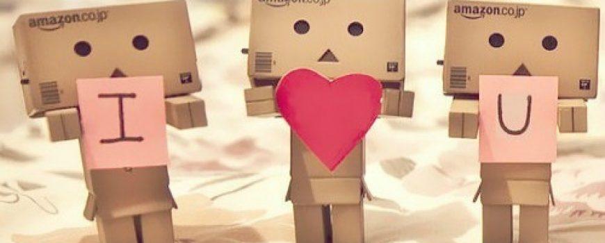 Volim te jer…