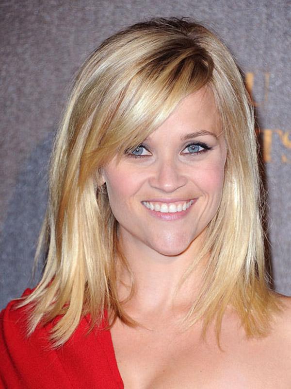 medium length hairstyle reese witherspoon Beauty Look: Kosa srednje dužine