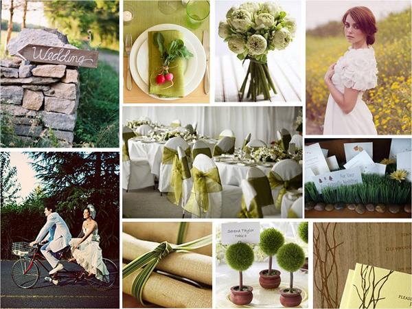 venčanje Wannabe Bride: Teme za venčanje