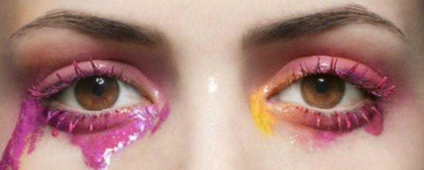 Kako sprečiti da se šminka topi tokom leta