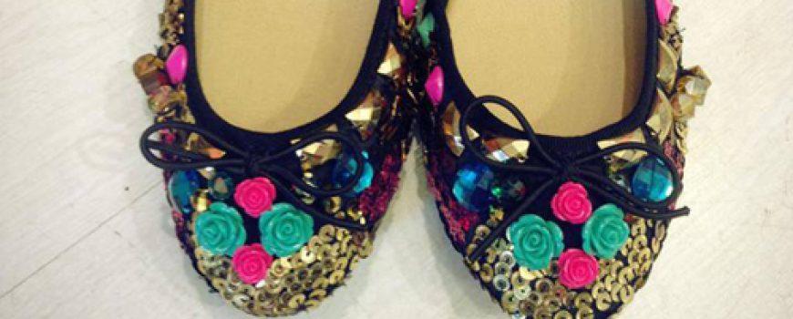 Wannabe shopping predlog: Baletanke Fashion Paradajz
