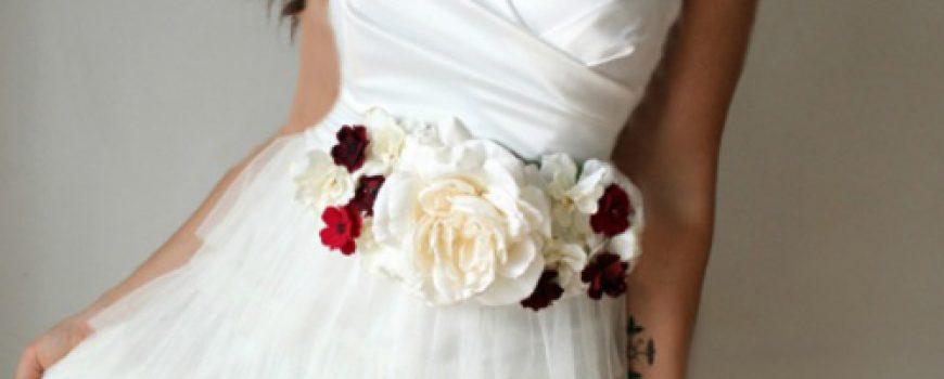 Wannabe Bride: Najlepši kaiševi na venčanicama