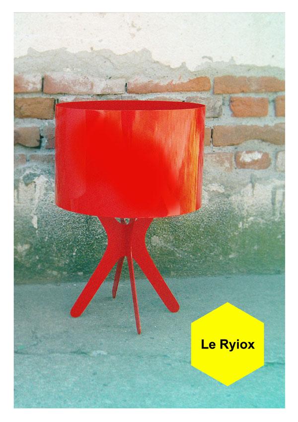 2.1 Le Ryiox by Lazar Kundović