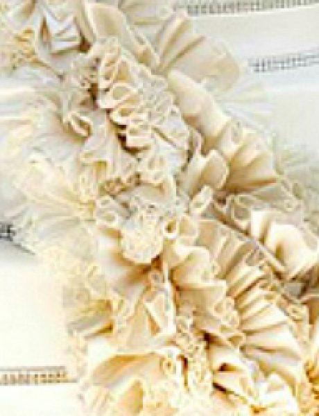 Wannabe Bride: Odaberite savršenu svadbenu tortu