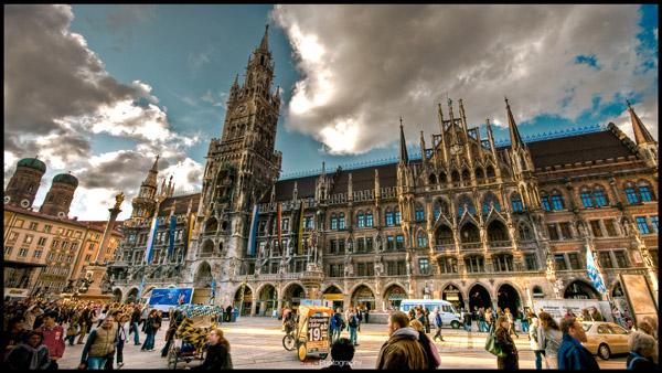 2 munich Osam neverovatnih gradova Nemačke