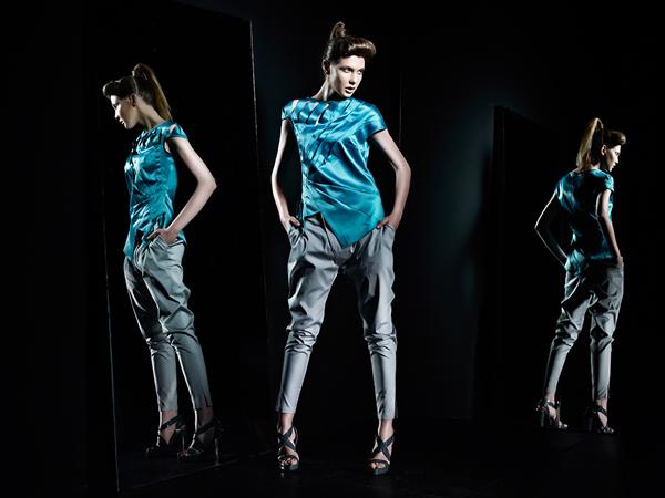 "37 Ana Vasiljević: Kolekcija ""Fashion Elements"""