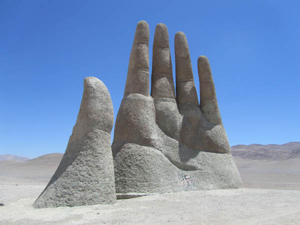4 mano del desierto chile Prelepe tajne turističke destinacije