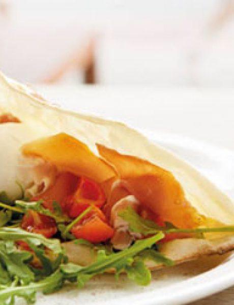 Šta ručamo danas: Pizza Perla, Vapiano
