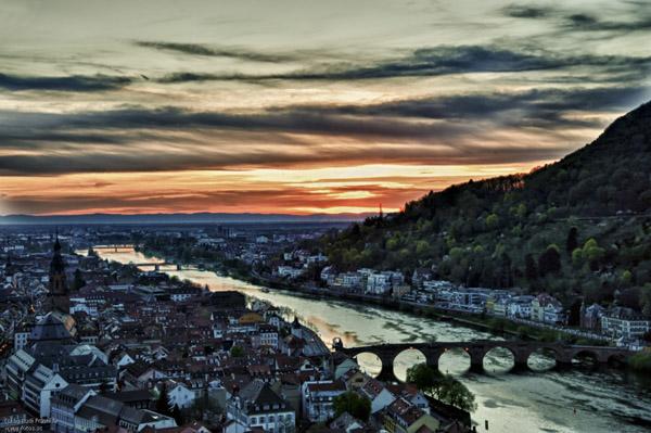 6 heidelberg Osam neverovatnih gradova Nemačke