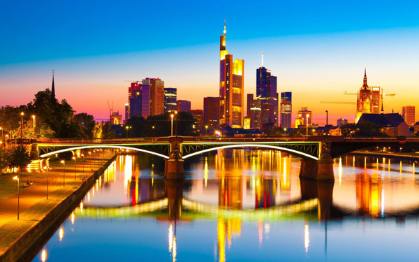 7 frankfurt Osam neverovatnih gradova Nemačke