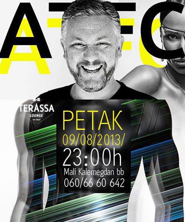 ATFC TERASSA DJ ATFC u Terassa lounge baru
