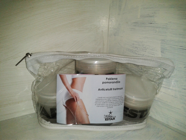 Anticelulit mini tretman2 Beauty proizvod dana: Anticelulit mini paket