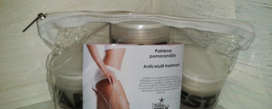 Beauty proizvod dana: Anticelulit mini paket