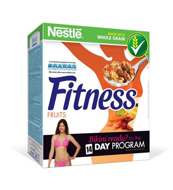 Fitness F 300g 14Days Bikini Ready 3D Do prave bikini linije za 14 dana!