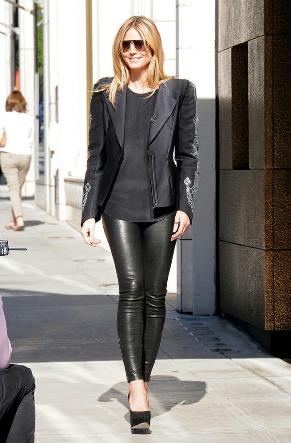 Heidi Klum 10 Street Style: Heidi Klum