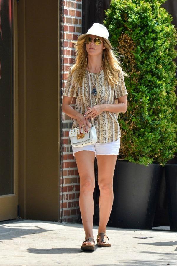 Heidi Klum 5 Street Style: Heidi Klum