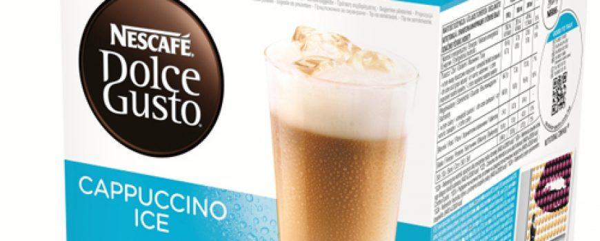 """""""Red 2"""" i NESCAFÉ Dolce Gusto Cappuccino Ice"""