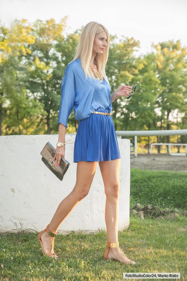 IMG 1068 Modni predlog Jovane Jokić: Kraljevska plava