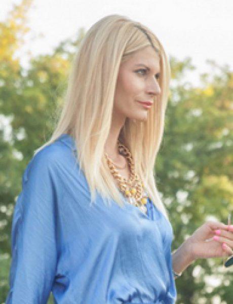 Modni predlog Jovane Jokić: Kraljevska plava