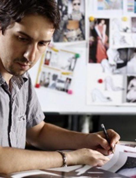 Kad porastem biću modni dizajner: Dejan Đoković
