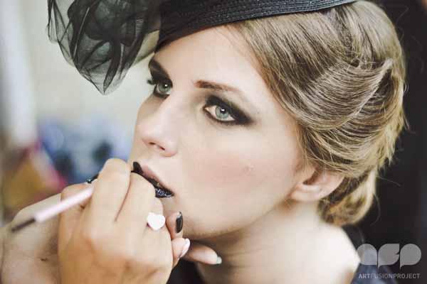 Lejla Hot2 Poznate ličnosti Srbije u projektu Art Fusion   London