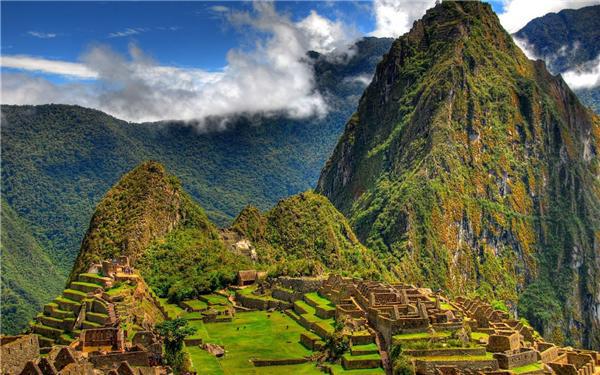 Macu Pikcu i planina  Najslavnije stepenice na svetu