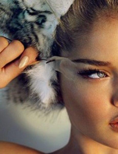"""Modni zalogaj: Doutzen Kroes za """"Vogue Netherlands"""""""