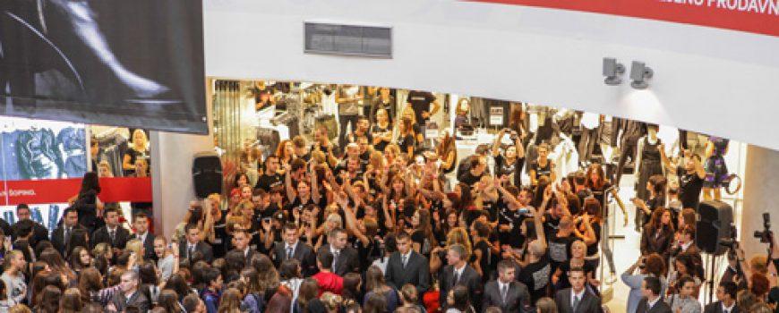 H&M napokon otvorio prvu prodavnicu u Srbiji
