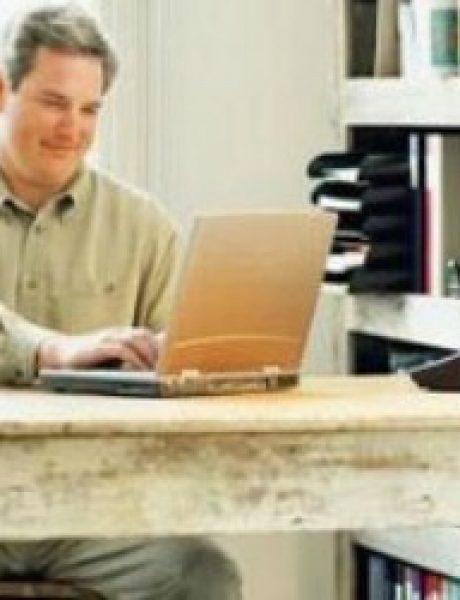 Kako da za 60 sekundi napravite sjajnu kućnu kancelariju?