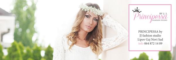 Principessa Wannabe Bride Vikend u Ušću: Principessa by JJ