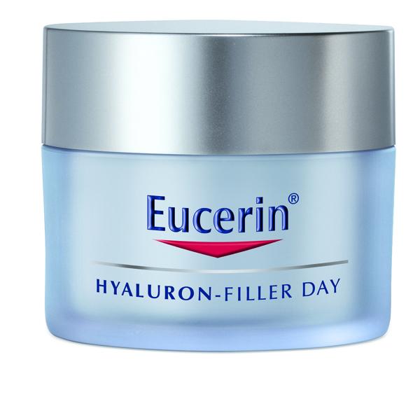 Proizvod Eucerin Hyaluron Filler Dnevna krema za suvu koŝu Hijaluronska kiselina: Must have u borbi protiv bora
