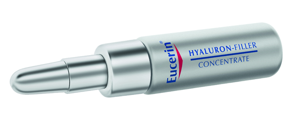 Proizvod Eucerin Hyaluron Filler Koncentrat 6x5ml Hijaluronska kiselina: Must have u borbi protiv bora