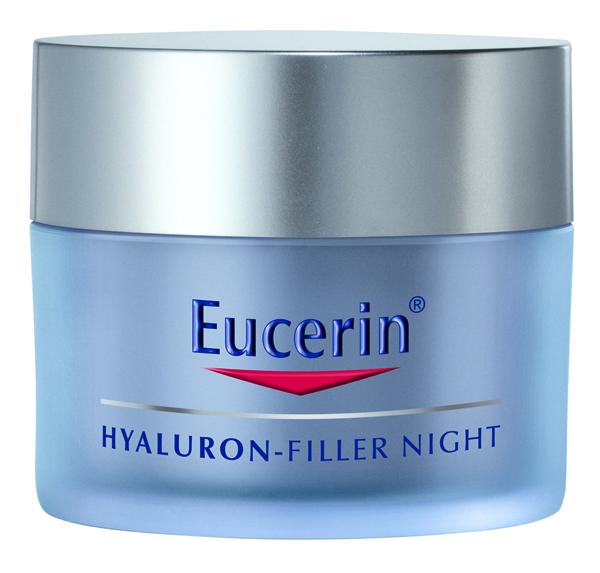 Proizvod Eucerin Hyaluron Filler No─çna krema Hijaluronska kiselina: Must have u borbi protiv bora