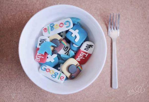 Slika 21 Zbog ovoga volimo društvene mreže