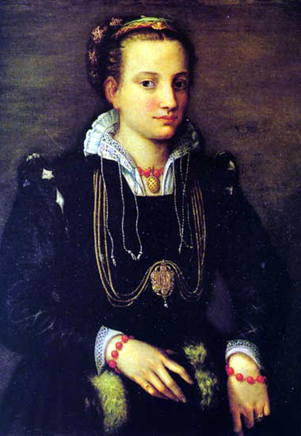 Sofonisba Anguisola ulje na platnu sestre Minerve 1559 Iznad Sofonisbe je samo Bog