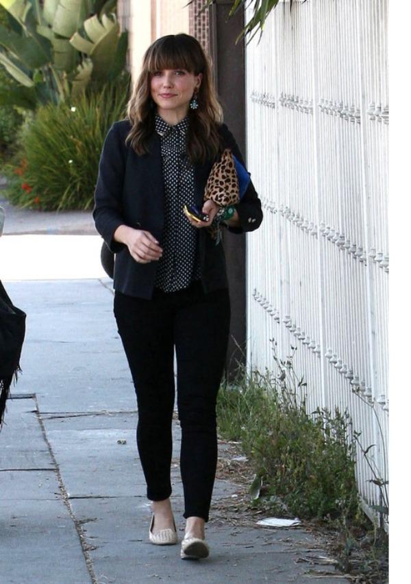 Sophia Bush 9 Street Style: Sophia Bush