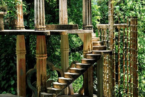 Stepeniste okruzeno sumom Najslavnije stepenice na svetu