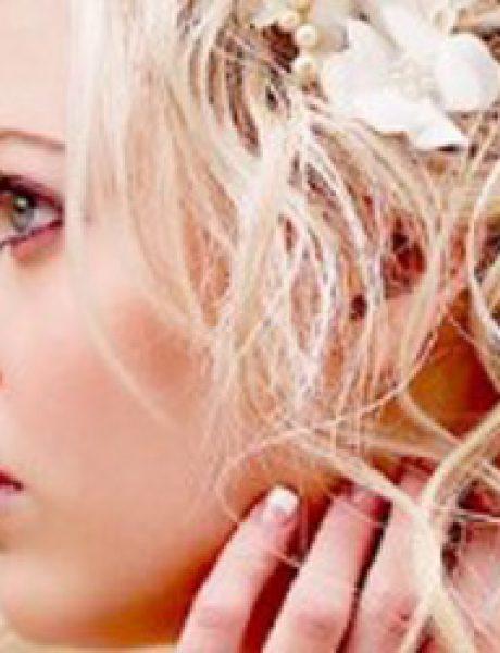 Wannabe Bride: Idealna frizura, četvrtasto lice