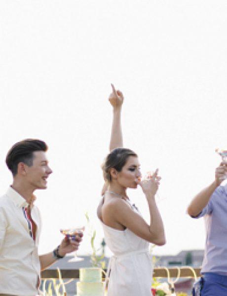 Wannabe Bride Vikend u Ušću: TweetUp u venčanicama