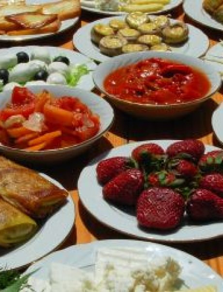 Klopajmo na ulici: Mljackajući kroz Azerbejdžan