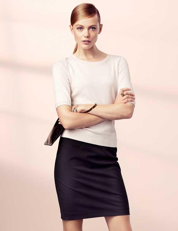 hm elegant3 H&M: Efektna elegancija