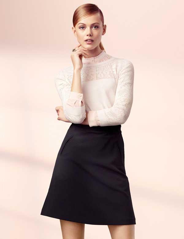 hm elegant5 H&M: Efektna elegancija